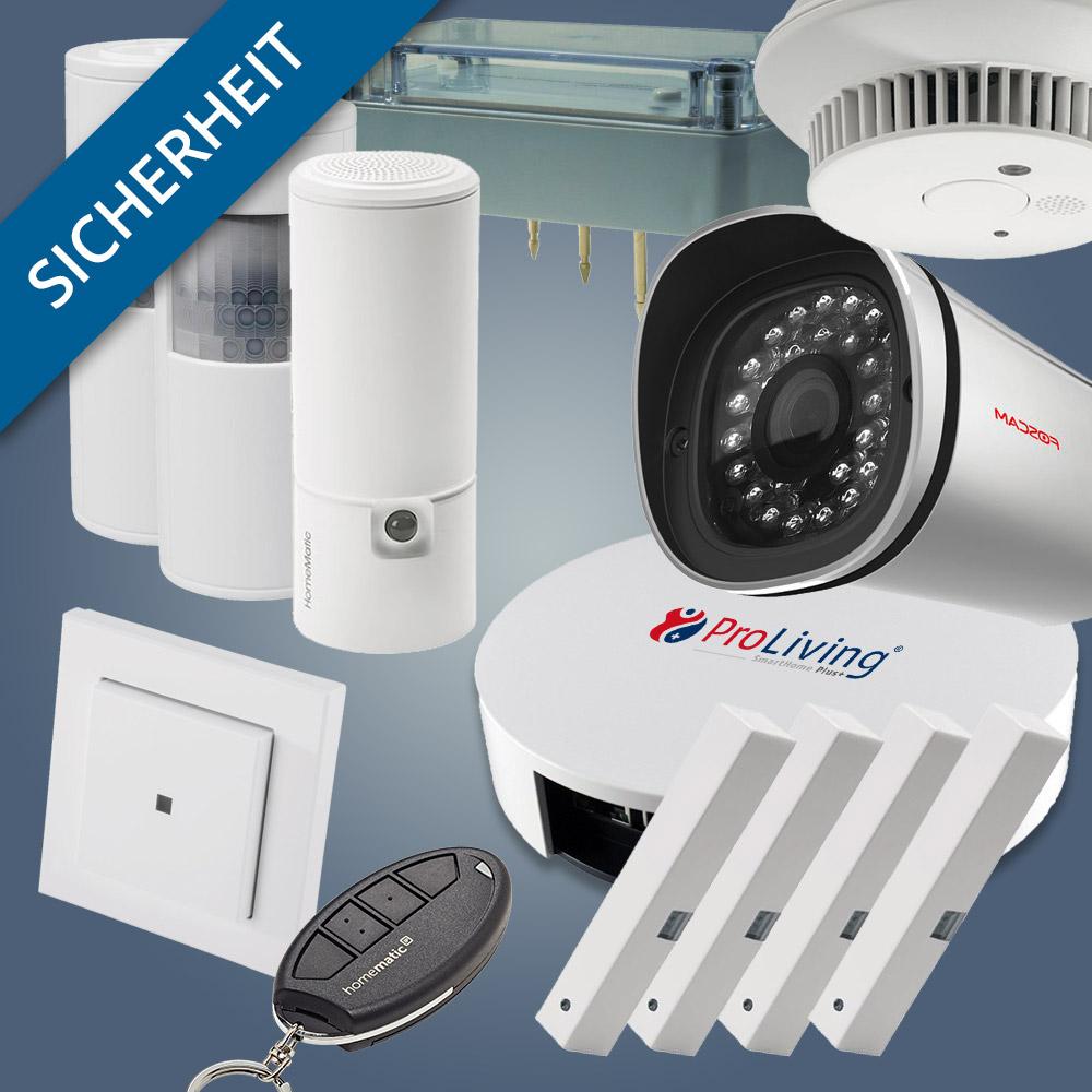 3. Sicherheit, Alarm, Überwachung und Gefahrenmeldung