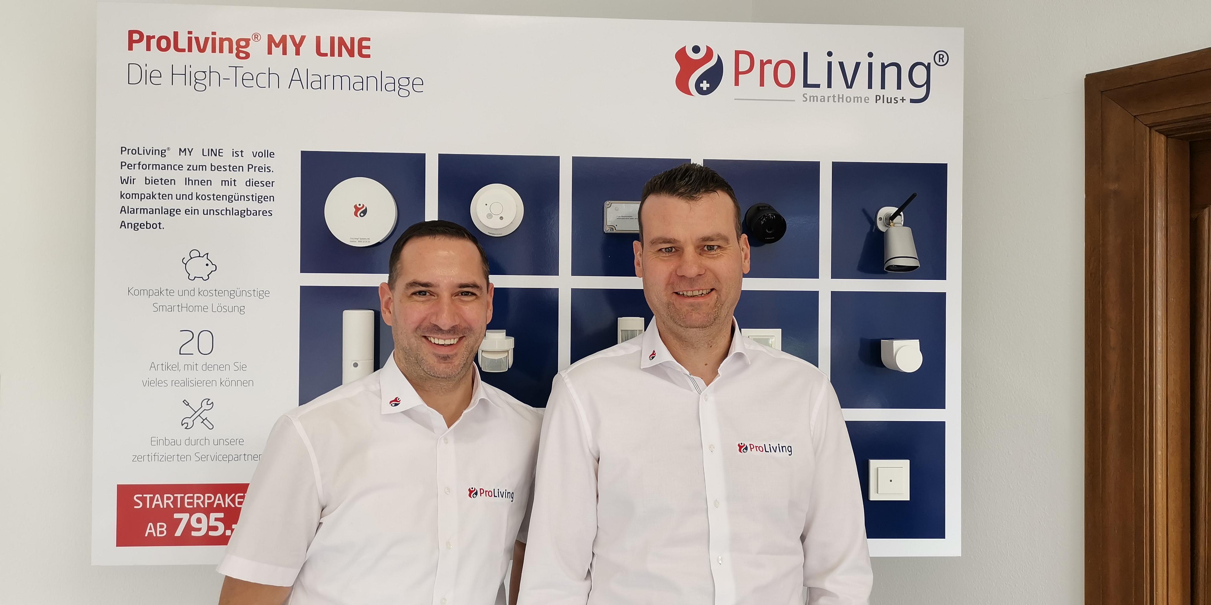 ProLiving<sup>®</sup> jetzt auch im Rhein - Main - Gebiet